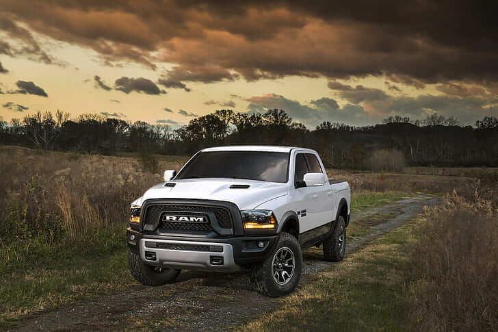 Dodge pickup lease